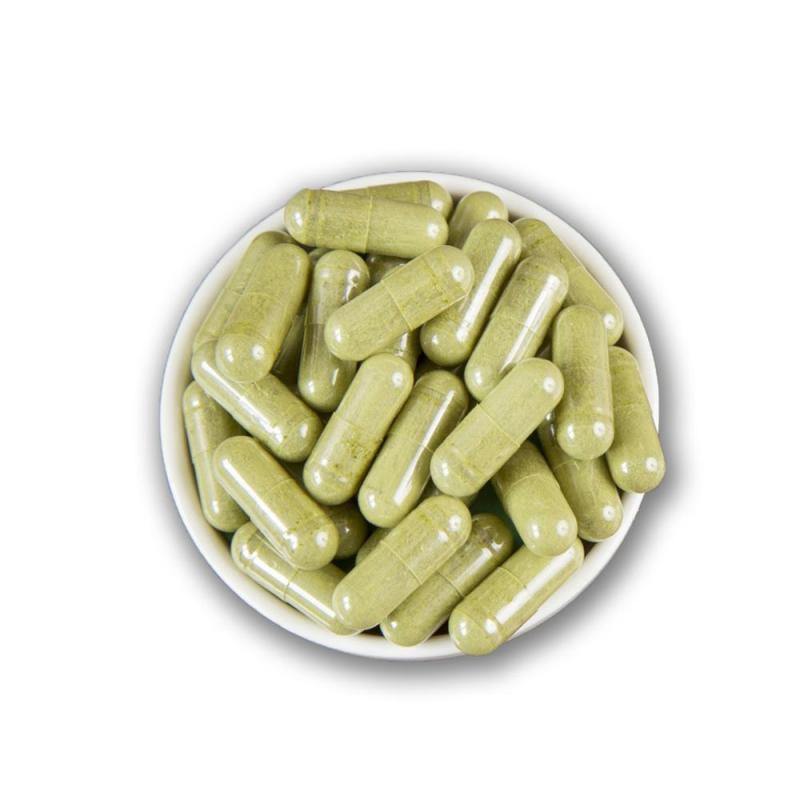Capsules: Green Maeng Da