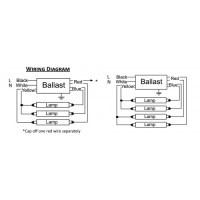 3 Lamp T8 Ballast Wiring Diagram : 32 Wiring Diagram ...