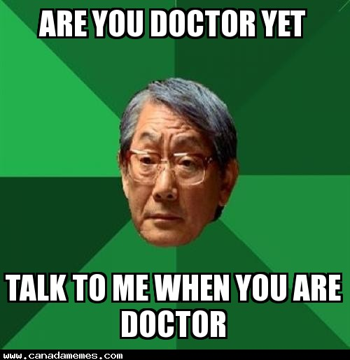 Doctor Yet