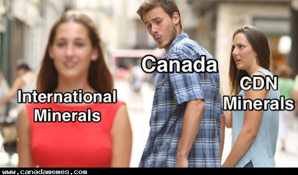 Canada and its Minerals