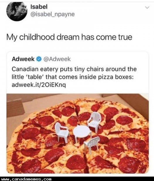 Canadian innovation at its finest