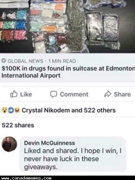 🇨🇦 Comment of the day goes to this guy!