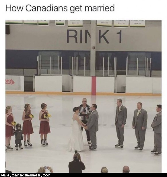 🇨🇦 The Most Canadian Wedding, Ever!