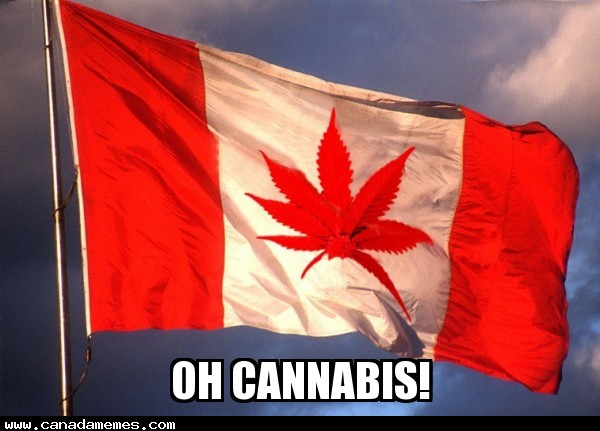 🇨🇦 Recreational Marijuana officially legal across Canada...