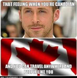 🇨🇦 That Canadian feeling...