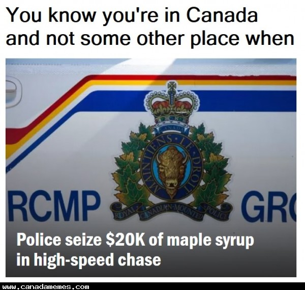 🇨🇦 Everybody loves a high-sweet chase