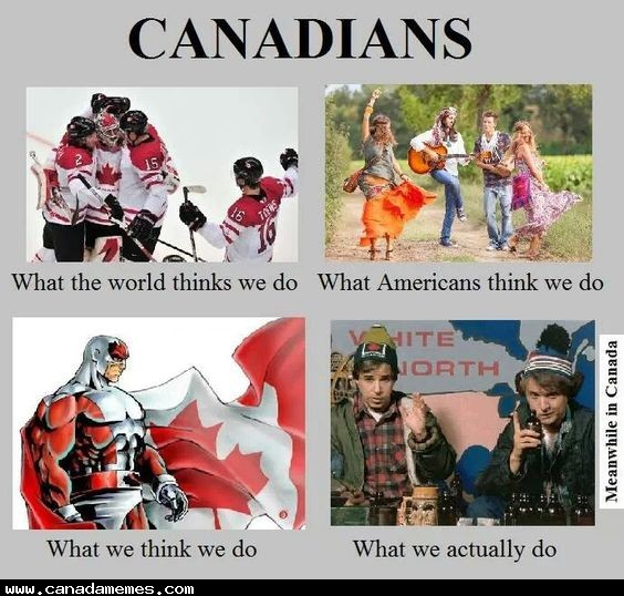 🇨🇦 Oh Canada...