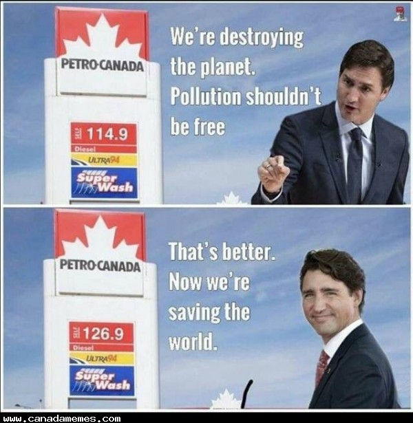 🇨🇦 There, now we are saving the world