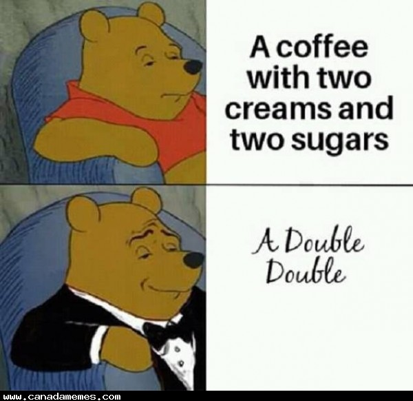 🇨🇦 Double Double