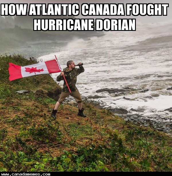 🇨🇦 How Atlantic Canada fought Hurricane Dorian
