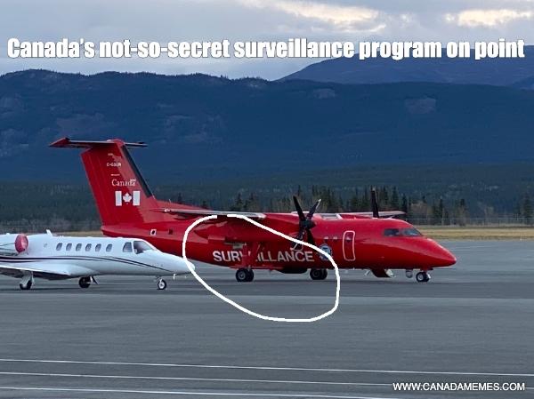 🇨🇦 Canada's not-so-secret surveillance program on point
