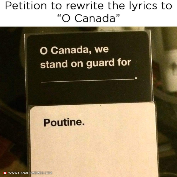 Petition to rewrite the national anthem