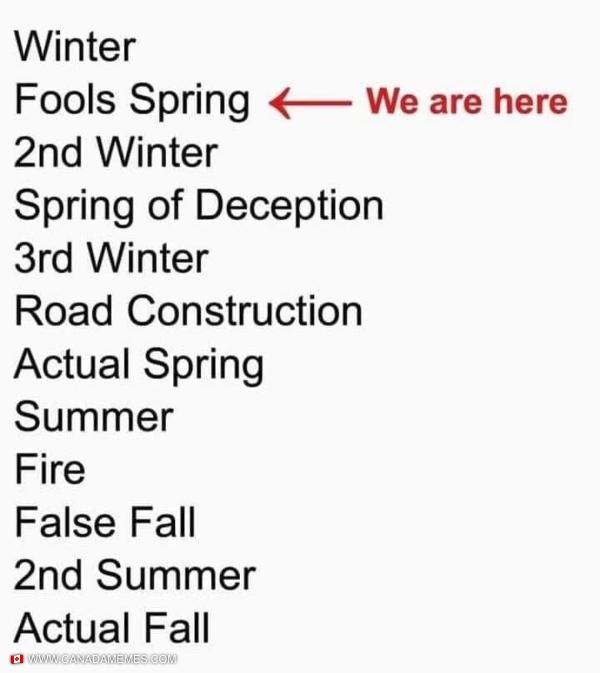 Fools Spring