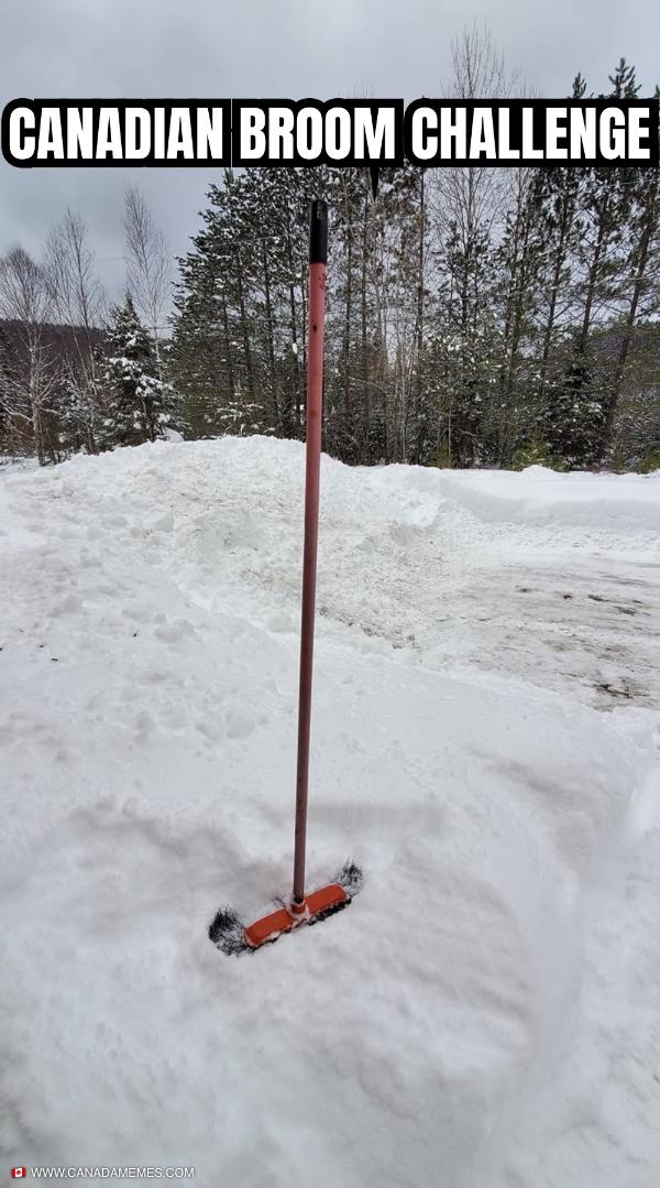 Canadian Broom Challenge