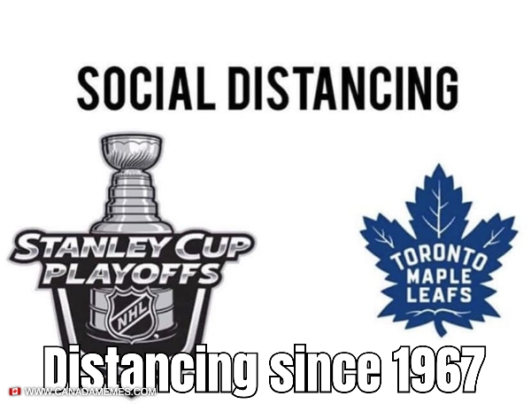 Distancing since 1967