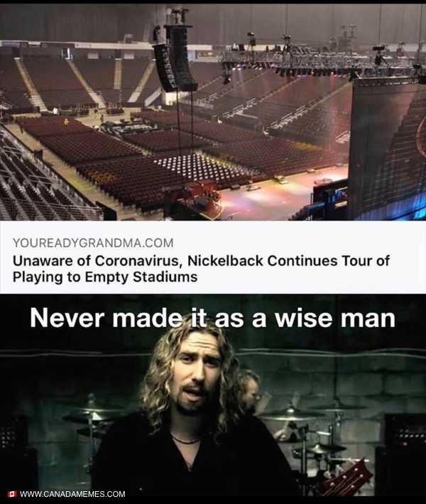 I actually don't mind Nickelback