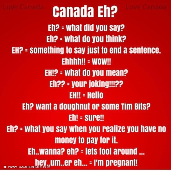 The many uses of EH