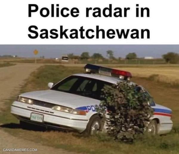 Stay alert, Saskatchewan!