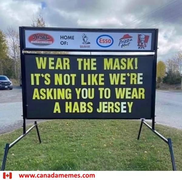 Sorry Habs Fans