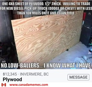 Lumber prices are getting out of hand