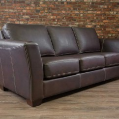 All Leather Sofa Bed Sectional Dimensions The Aspen Collection With Double Canada S Boss Sofas