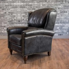 Leather Wingback Chairs Canada Chair Covers From Wayfair The Jameson Recliner 39s