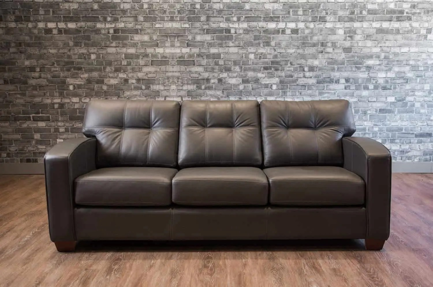 leather sofa and bed bugs left arm corner the denmark collection canada 39s boss sofas