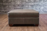 The Large Square Storage Ottoman Collection