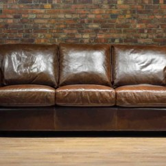 All Leather Sofa Bed Stickley Quality The Texas Collection With Double Canada S Boss