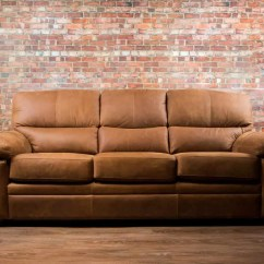 Best Sofa Deals Canada Buchannan Microfiber Reviews The Bunker Leather Collection 39s Boss