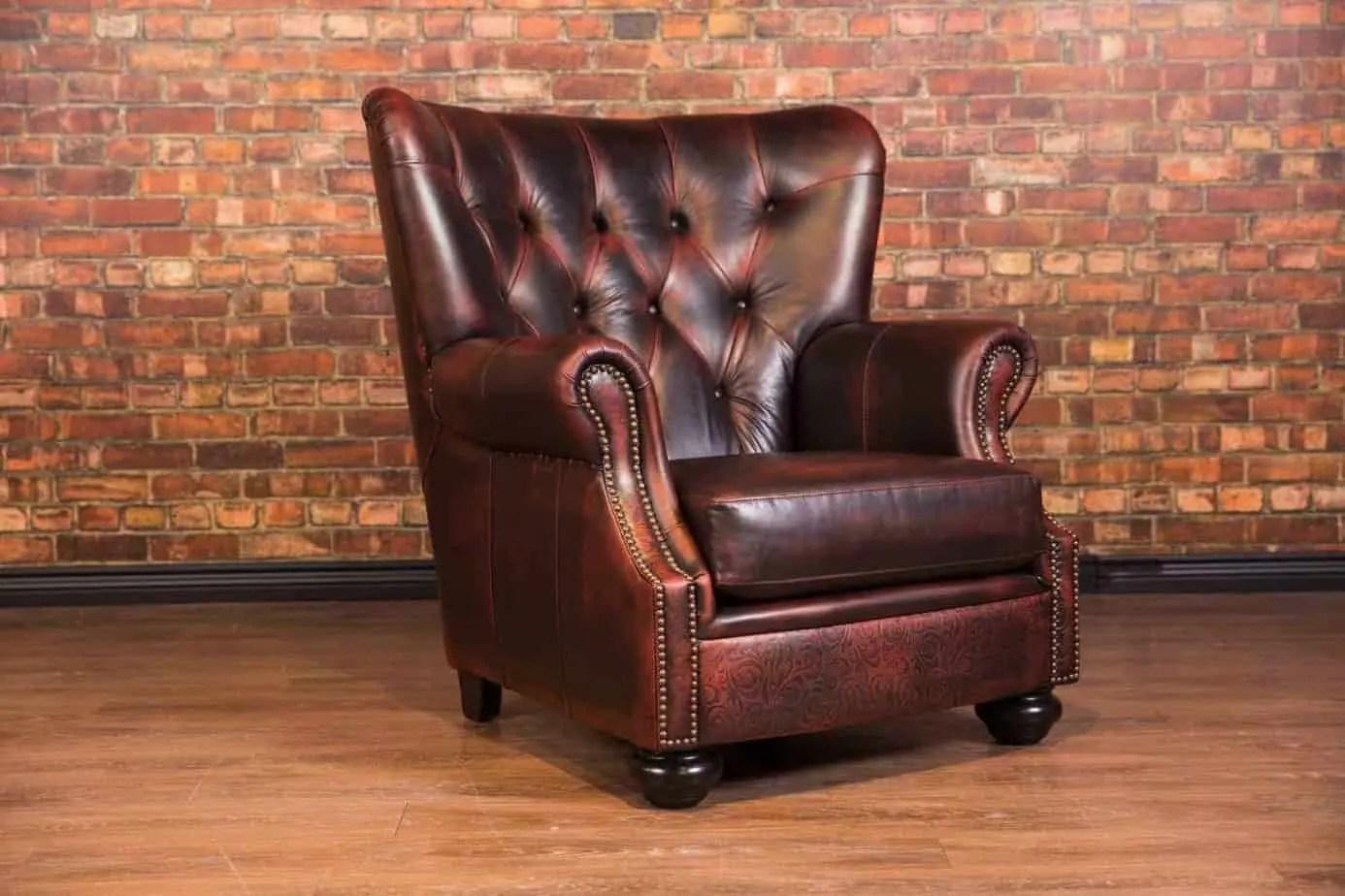 leather cigar chair outdoor cushions walmart the aficionado collection canada 39s