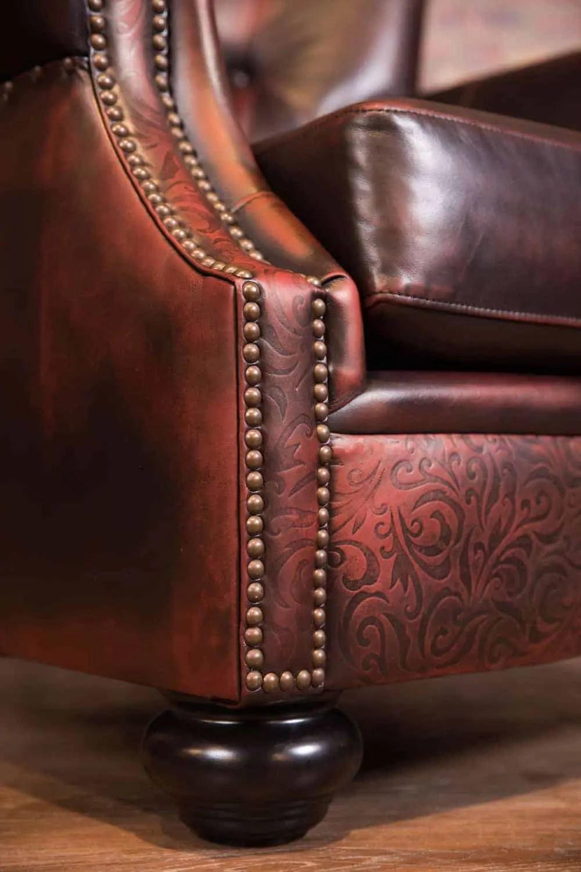 The Aficionado Leather Cigar Chair Collection Canadas