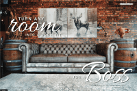 The Windsor Tuft Leather Sofa Antiqued | Canada's Boss ...