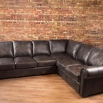 The Winchester Leather Sectional Lhf Canada S Boss Leather Sofas And Furniture