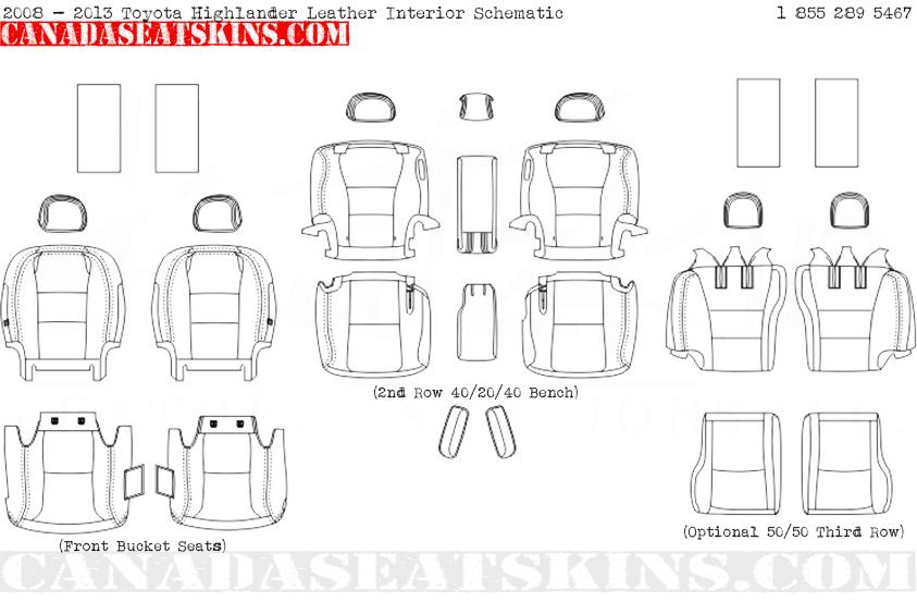 Toyota highlander schematic