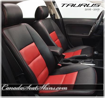 2008  2009 Ford Taurus Katzkin Leather Upholstery