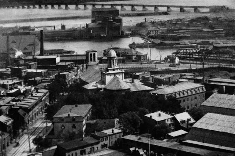 Montrals Griffintown  Canadas History