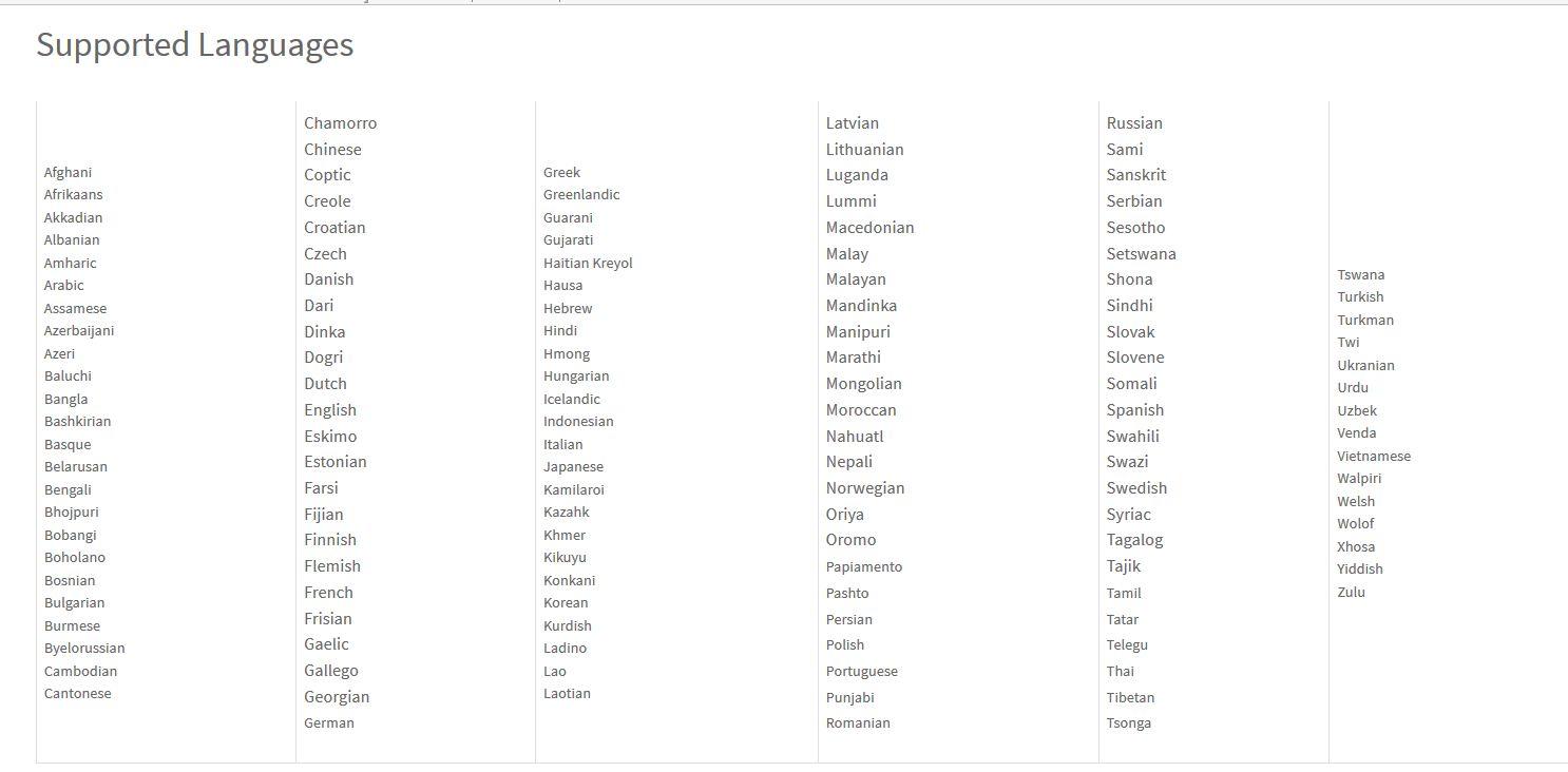 Professional Immigration Document Translation Services