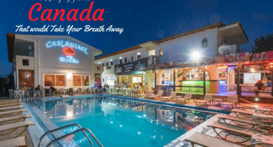 7 Amazing Hotels in Canada that would Take Your Breath Away