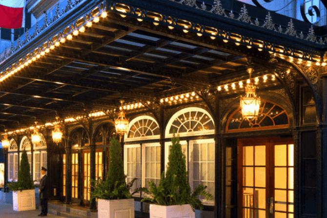 Ritz-Carlton hotel, Montreal