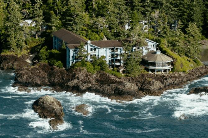 The Wickaninnish Inn Hotel Canada