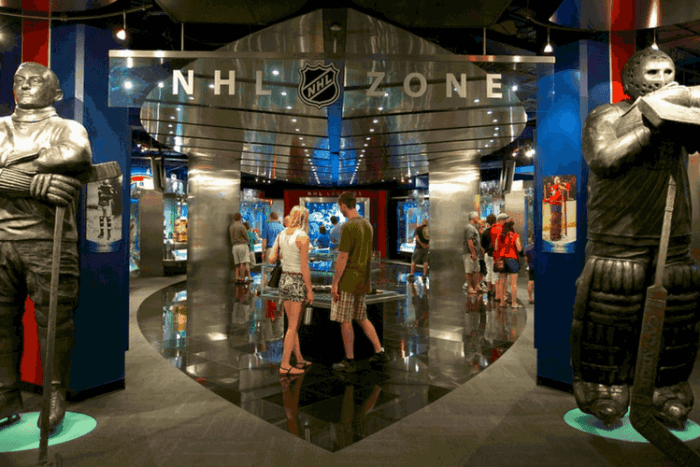 Hockey Hall of Fame and Museum