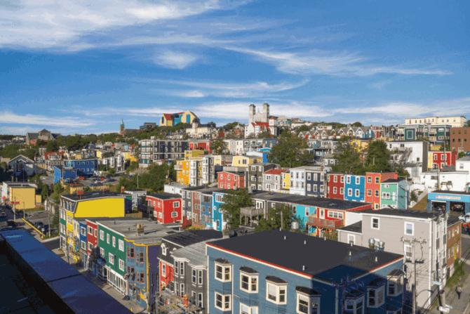 St. John's, Newfoundland & Labrador