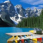 Moraine Lakes, Banff National Park