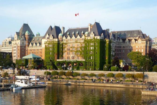 Empress Hotel – Victoria, British Columbia