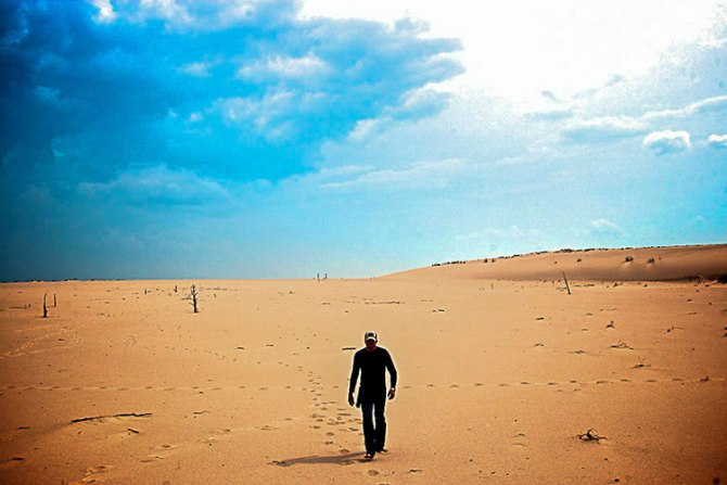 Athabasca Sand Dunes, Saskatchewan