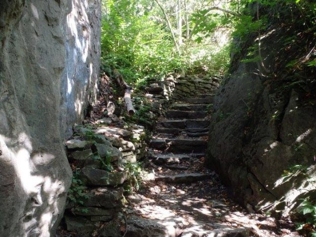 Hike the Niagara Glen