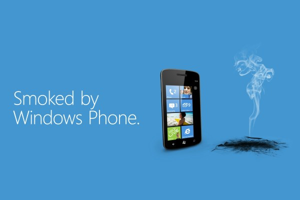 Smoked By Windows Phone | Now in Canada!