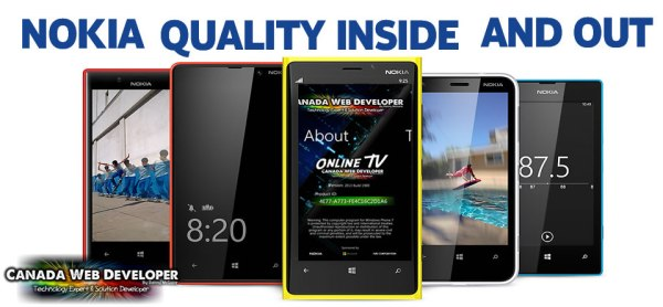 nokia quality inside and out