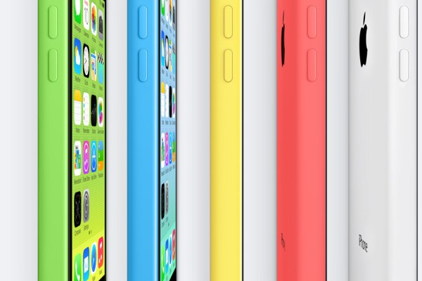 NPD DisplaySearch says Apple's trimming production of the iPhone 5C, while bolstering production of the higher-end iPhone 5S.